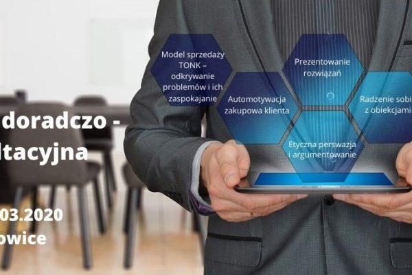 Sprzedaż doradczo - konsultacyjna - szkolenie otwarte